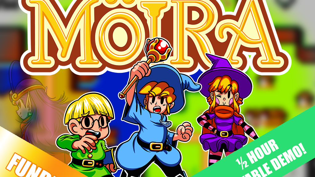 Moira project video thumbnail