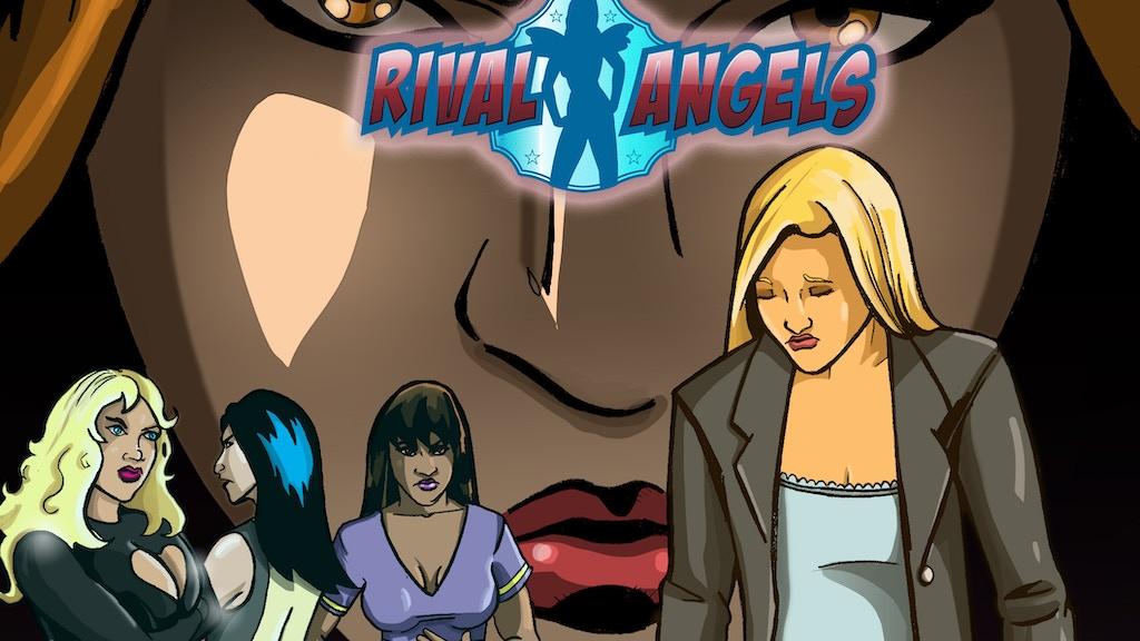 Rival Angels Season 2 - Book 2 project video thumbnail