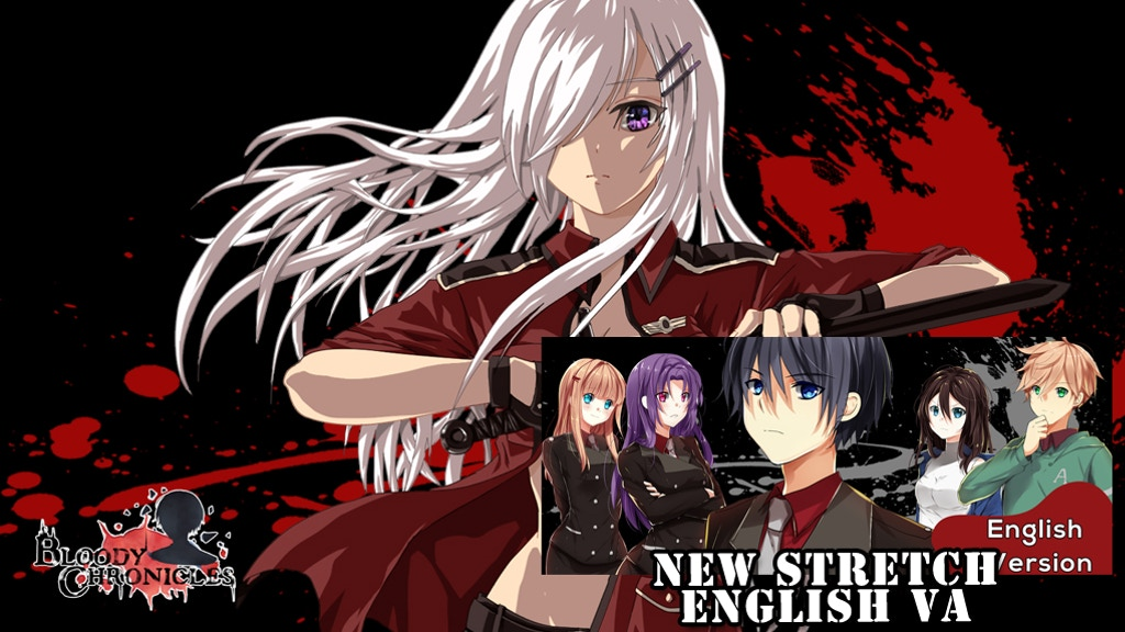 Bloody Chronicles New Japanese Visual Novel project video thumbnail