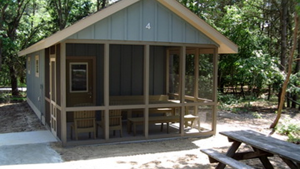 Help Us Bring More Camping Cabins to Cape Henlopen project video thumbnail