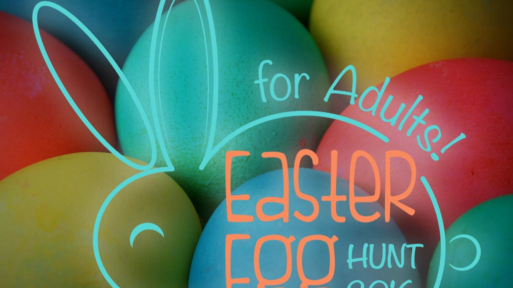 Nyc 39 s 1st adult easter egg hunt by jennifer liepin for What to put in easter eggs for adults