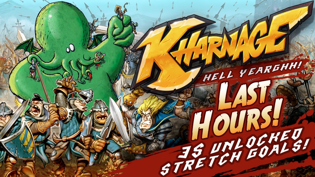 Kharnage... Hell Yearghh ! project video thumbnail