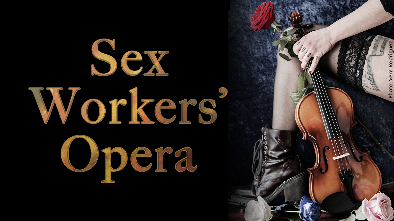 Sex Workers' Opera - Bigger, Braver & Badder  by Experimental