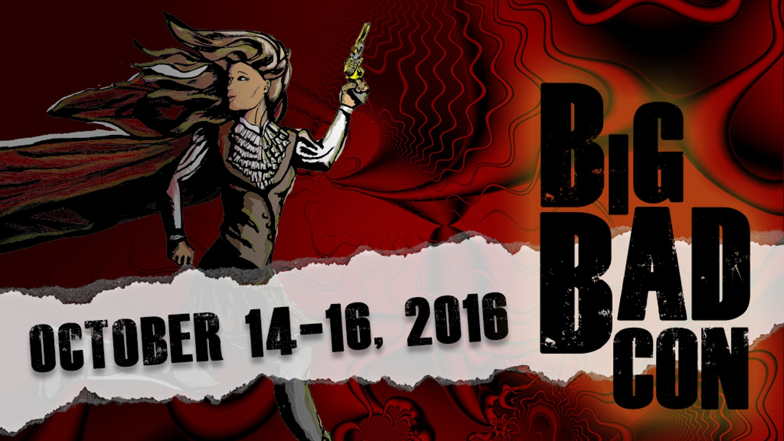 At Big Bad Con we're bringing great games and great gamers together to do great things! Come join us this October 14-16!