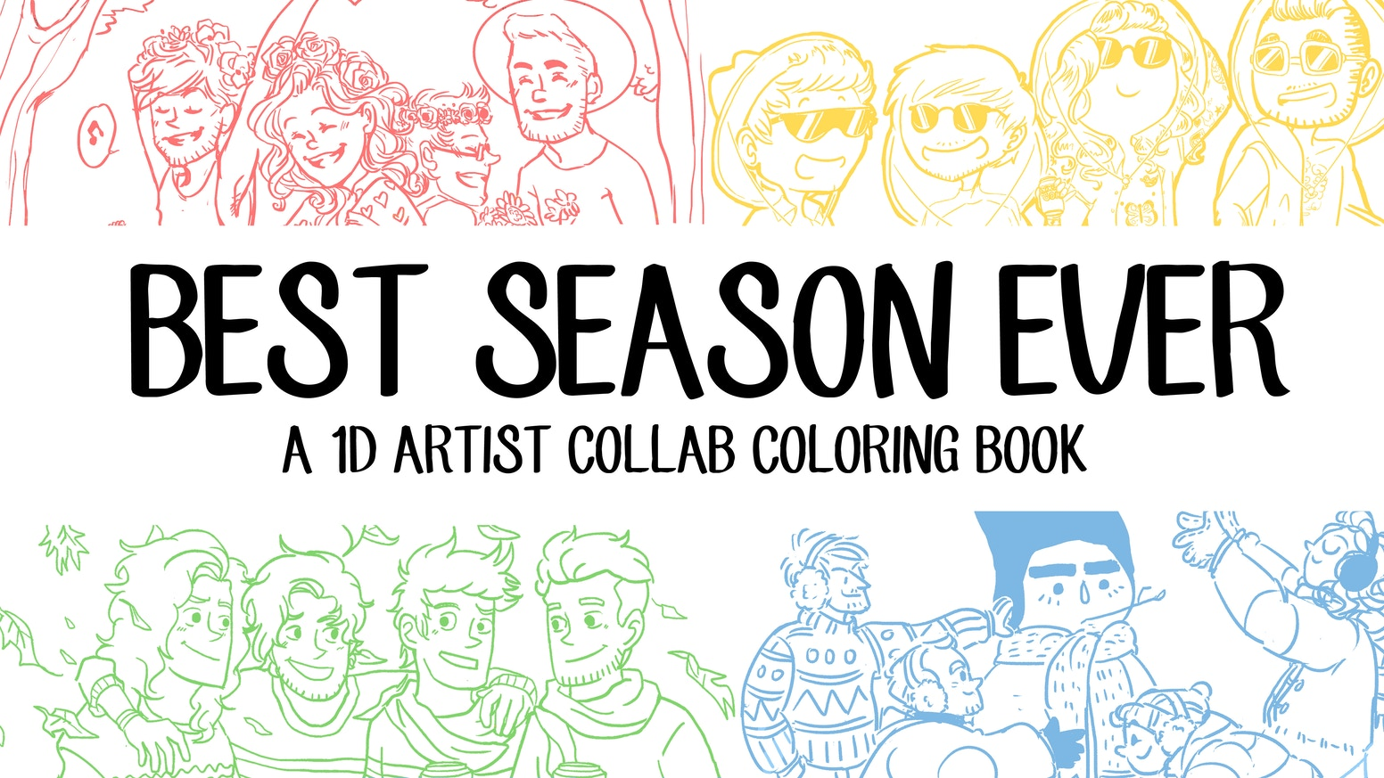 Best Season Ever by Ashley R. Guillory, Maia Kobabe and Nims ...