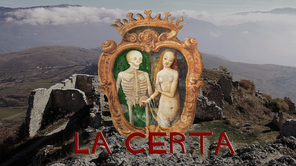 La Certa - A Feature Film by Laurence Vannicelli project video thumbnail