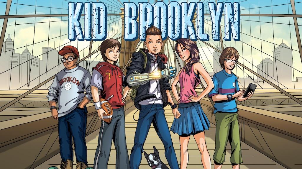 Kid Brooklyn project video thumbnail