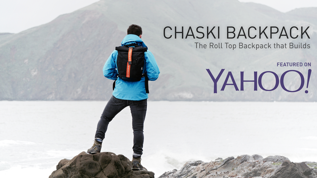 The Chaski Backpack project video thumbnail