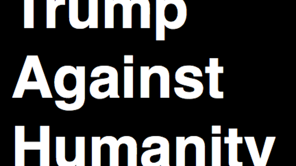 Project image for Trump Against Humanity