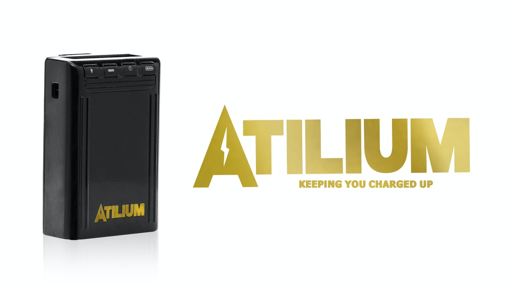 ATILIUM: A Retro-Styled Power Charger project video thumbnail