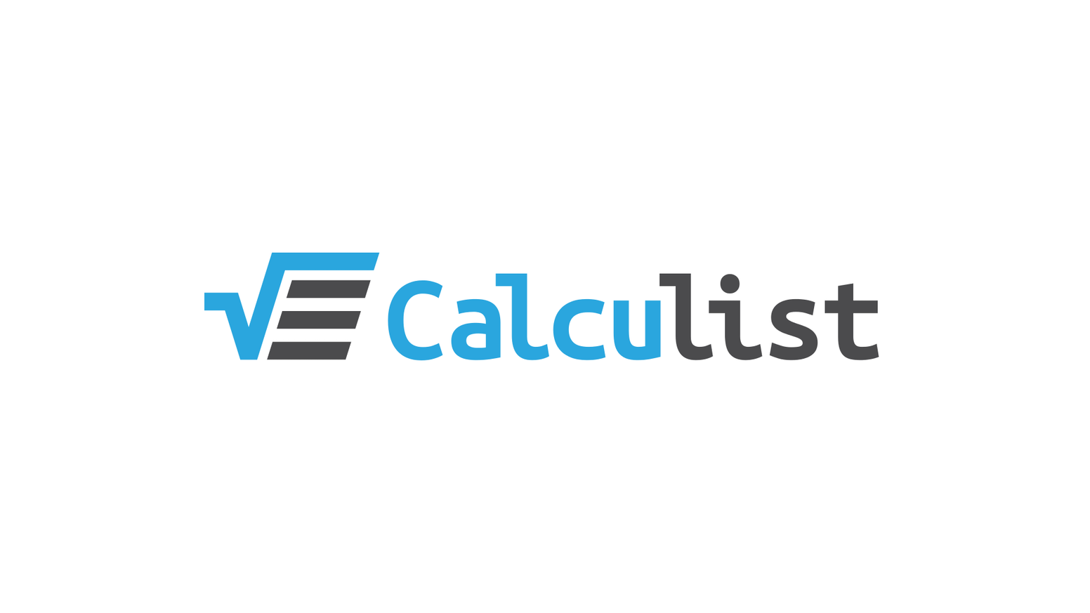 Calculist by Dan Allison —Kickstarter