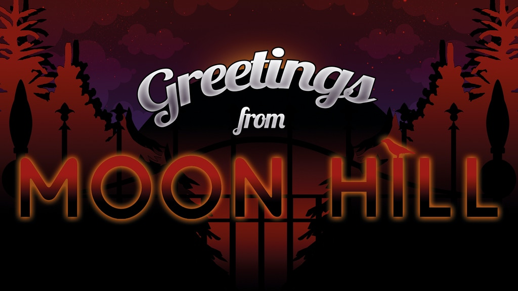 GREETINGS FROM MOON HILL: A New Collection of Horror Fiction project video thumbnail