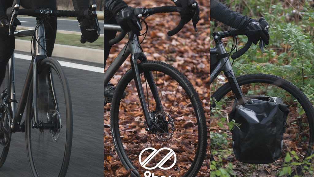 The 8bar MITTE - The 1st convertible All-Road-Bike project video thumbnail