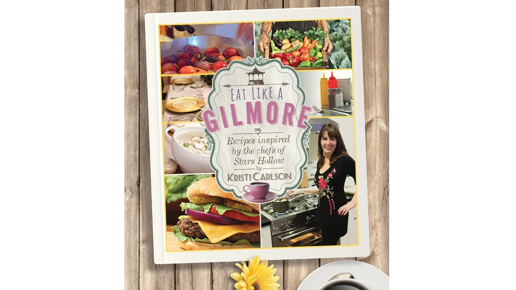 "Finally! A cookbook for people who truly ""get"" the Gilmore way of life - an unofficial cookbook for the fans of Gilmore Girls."