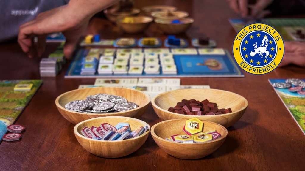 Board Game Bowls project video thumbnail
