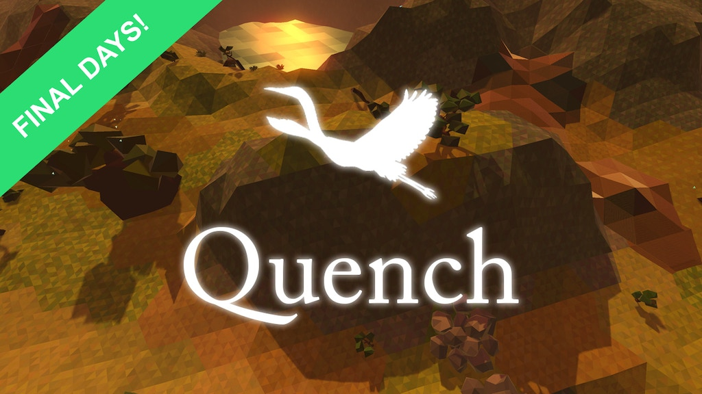 Quench: a narrative puzzle game by Axon Interactive project video thumbnail