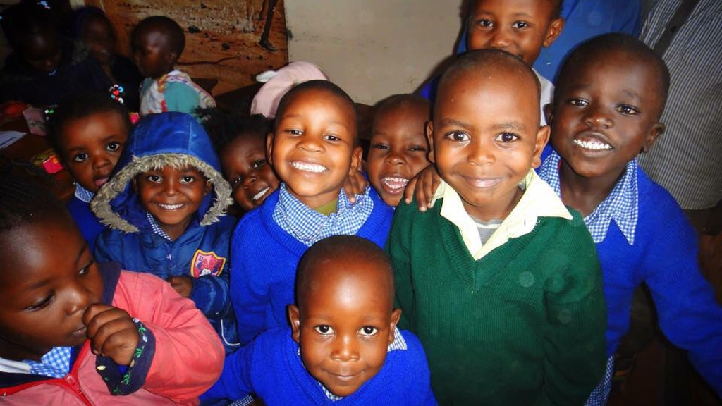 NY <=> Nairobi Preschool Project: Tiny Birds Learn New Words project video thumbnail