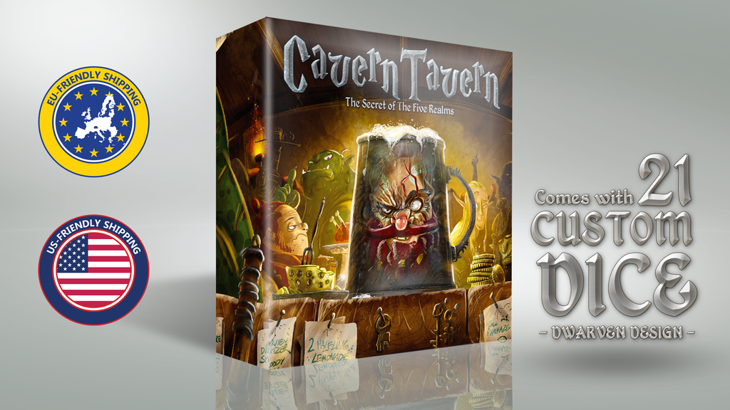 Cavern Tavern project video thumbnail