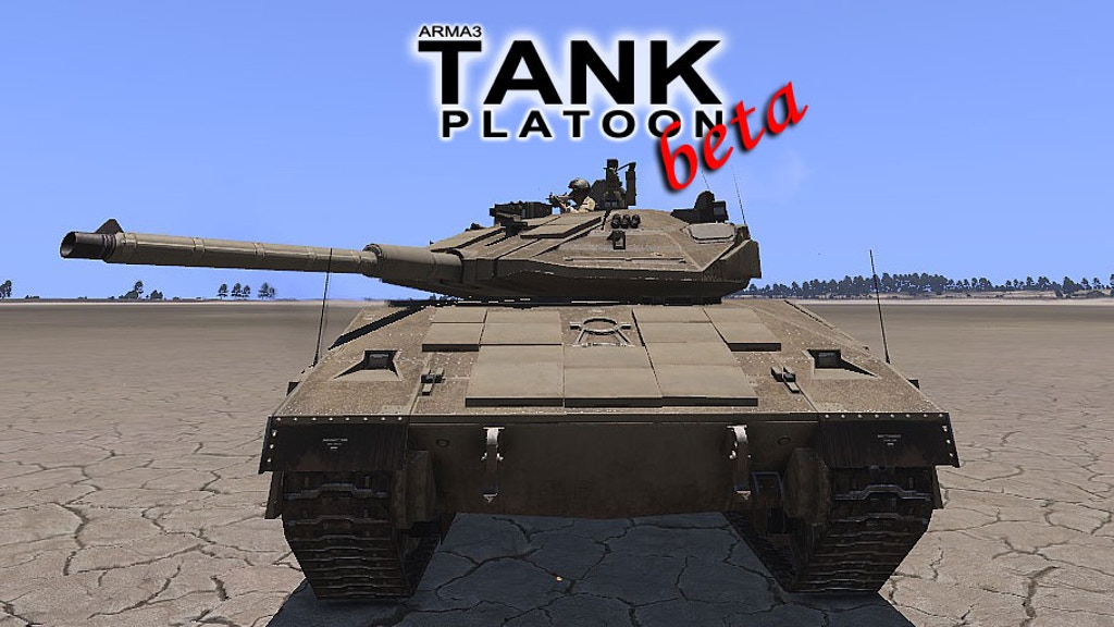 Project image for M1 Tank Platoon for ArmA 3