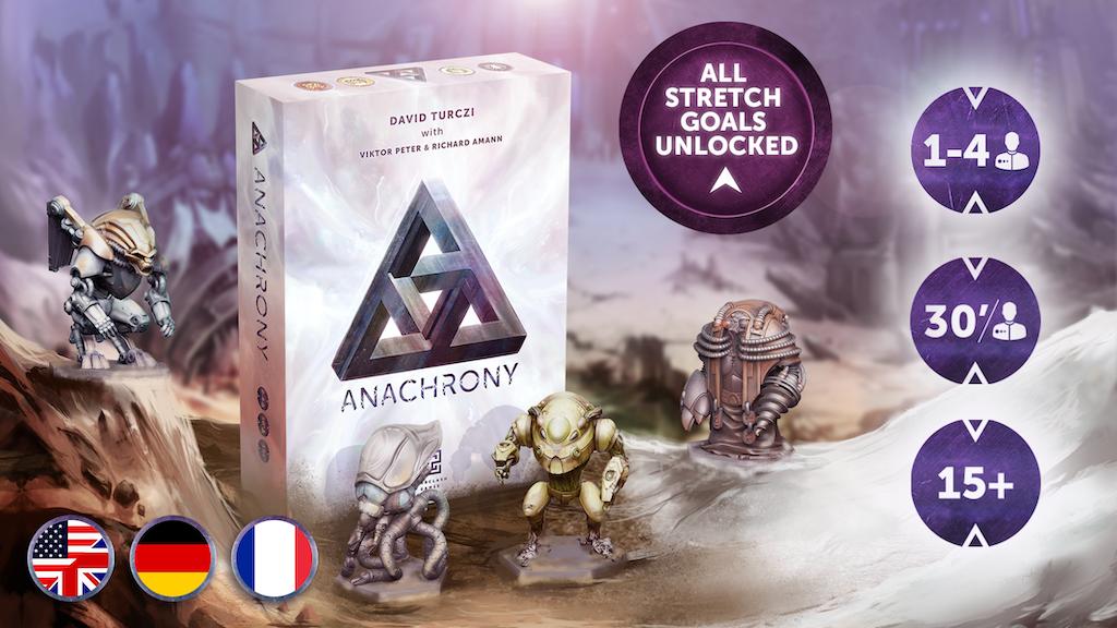 Anachrony project video thumbnail