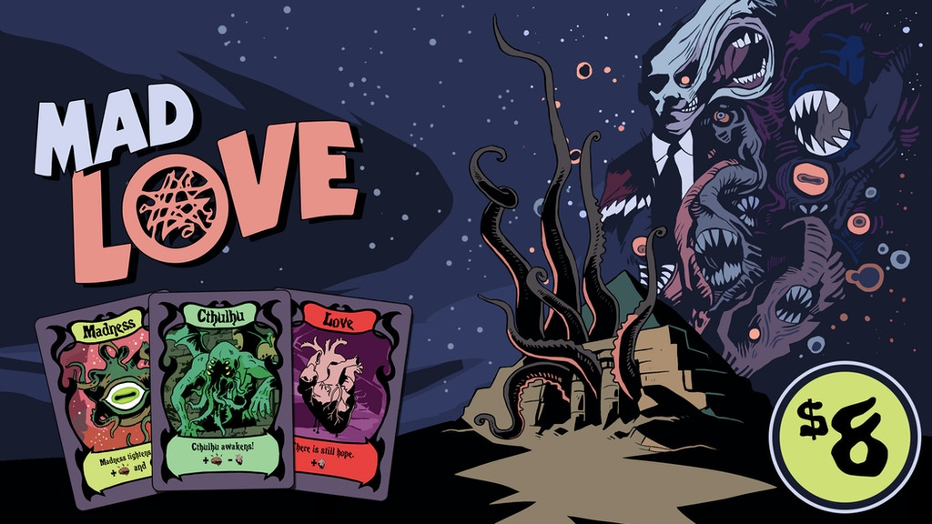 Mad Love project video thumbnail