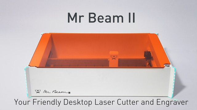 Mr Beam Ii The Desktop Laser Cutter And Engraver By Mr