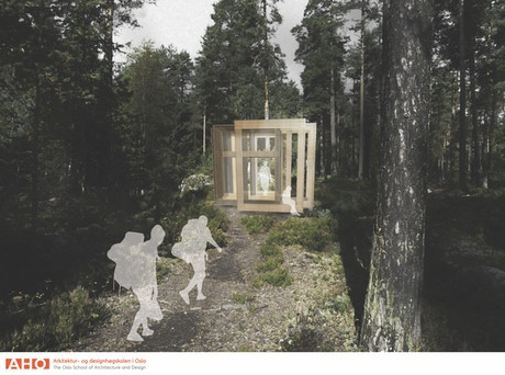 The path to nidaros a fullscale building project may for Alternative home building methods