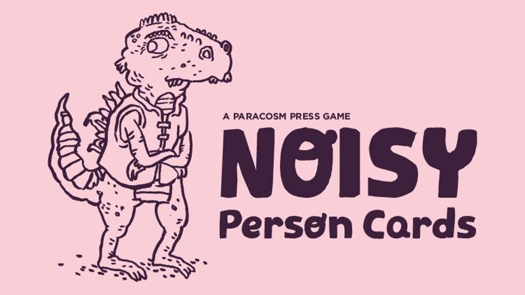 Noisy Person Cards project video thumbnail