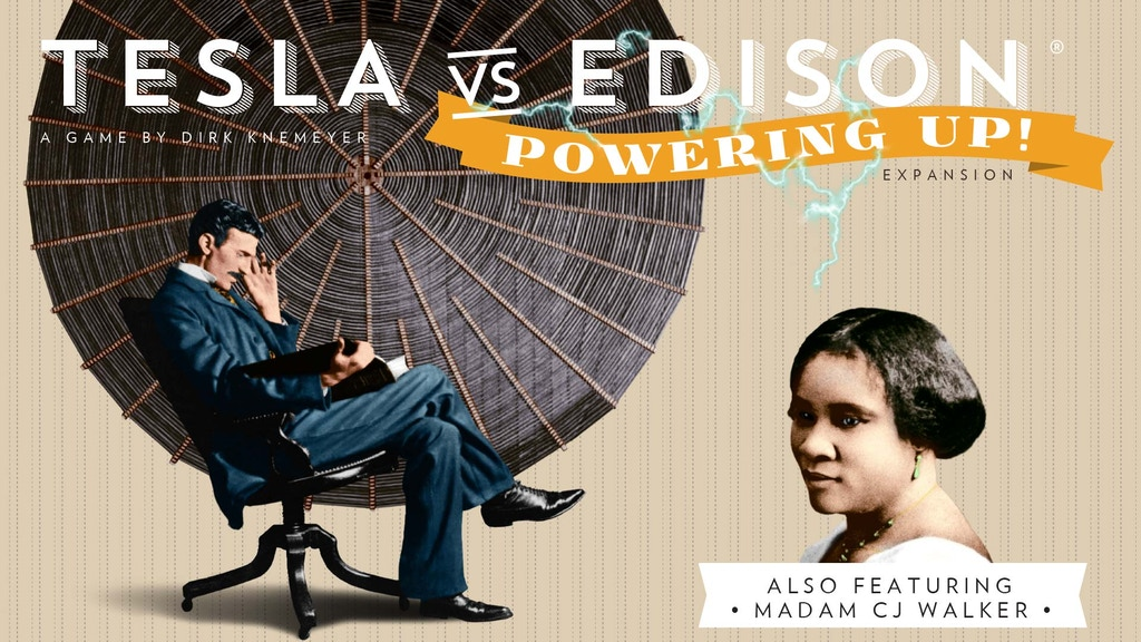 Tesla vs. Edison: Powering Up! project video thumbnail