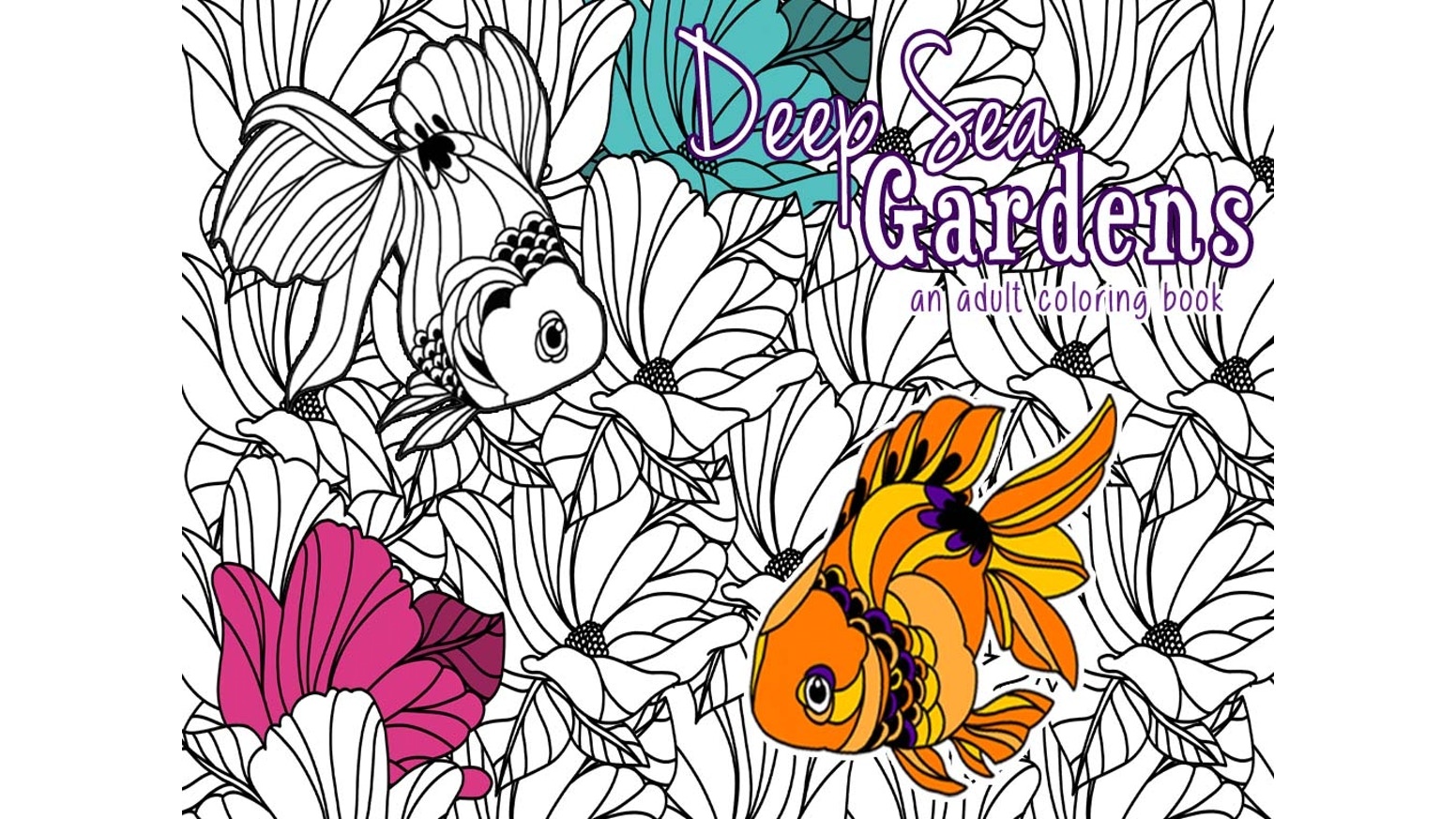Coloring book html5 - A Captivating Underwater Coloring Book That Brings The Beauty Of Flora And The Enchantment Of Different