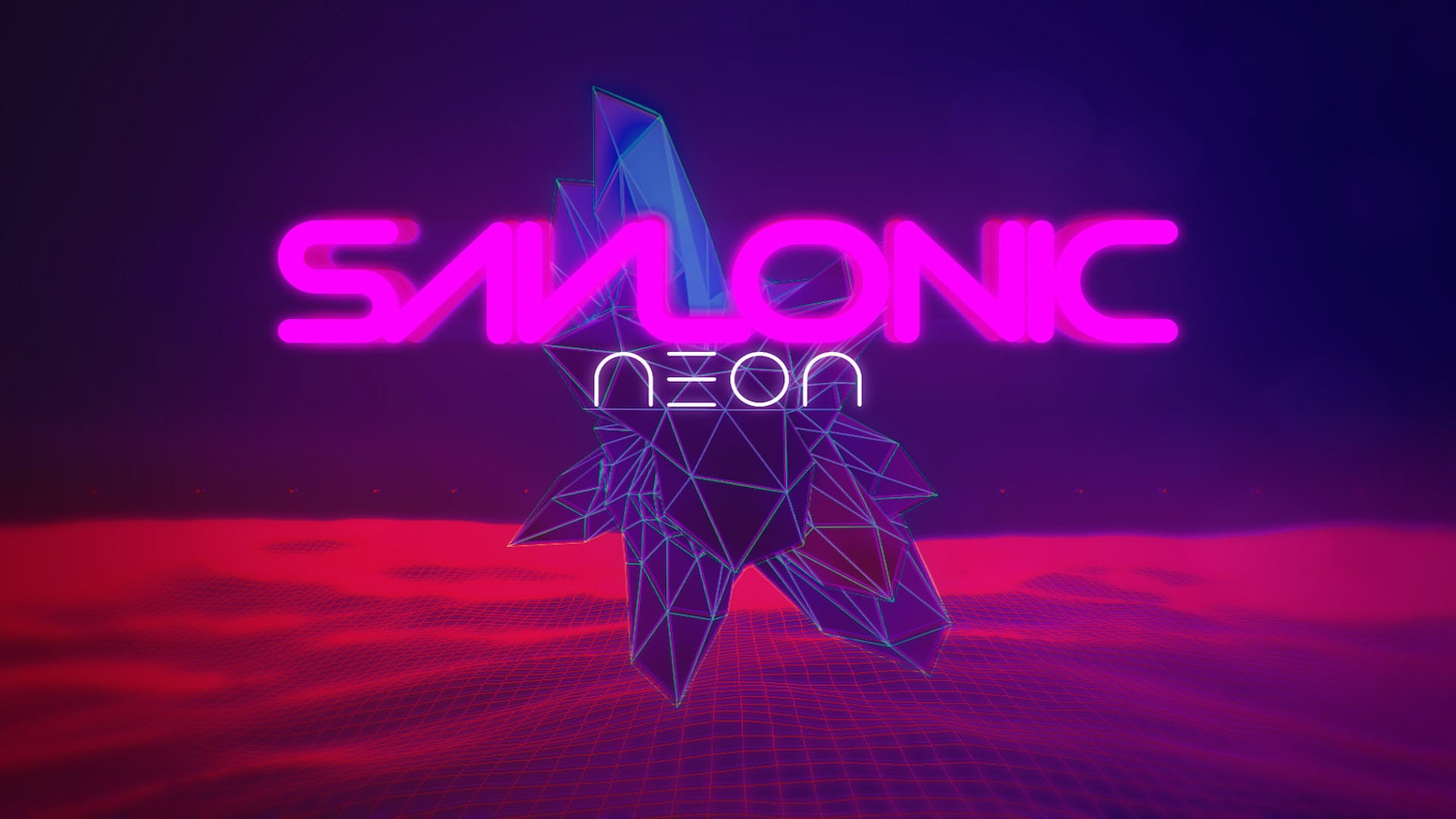 Following the success of their 1st album, Red, animated synthpop band Savlonic are looking for funding for their 2nd album, Neon.