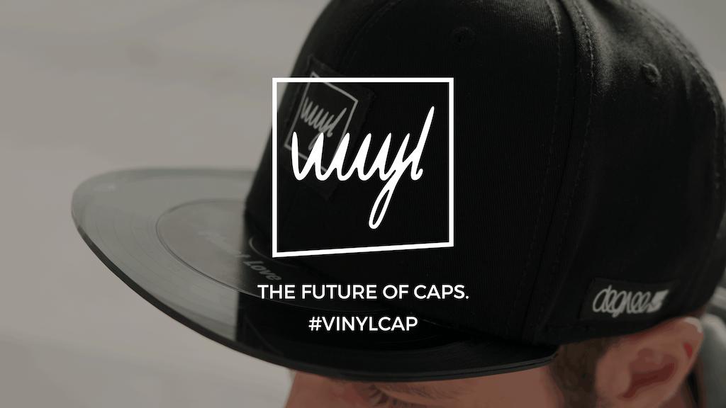 Vinyl Cap - the future of caps. project video thumbnail