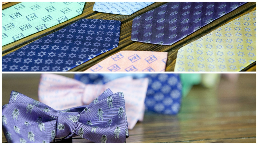 Prophets and Genius: The thinking man's tie. Made in NYC. project video thumbnail