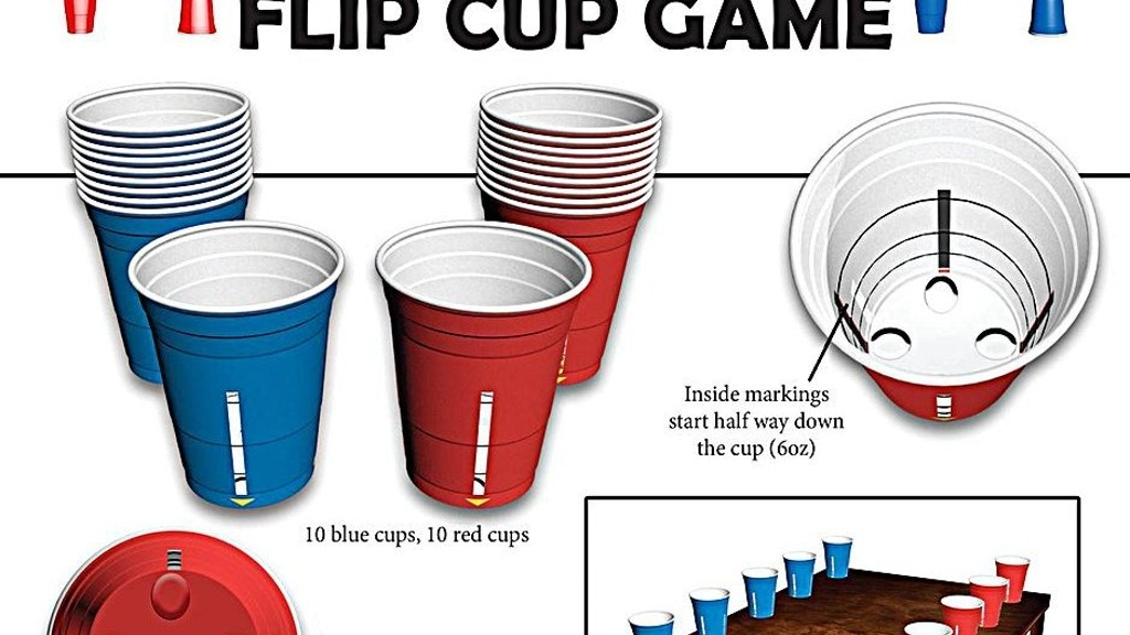 Project image for The Official Flip Cup Game