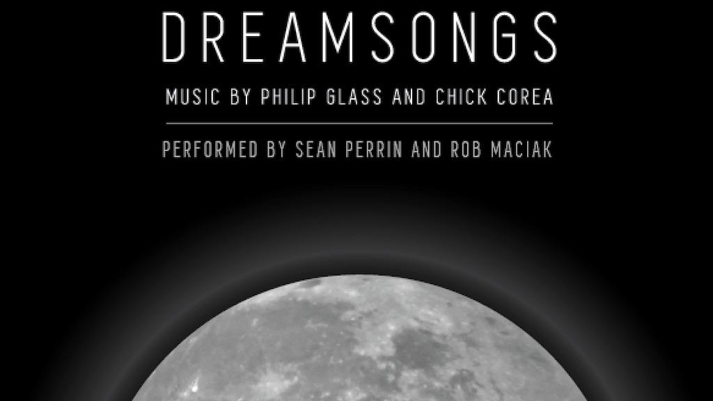 """Sean Perrin """"Dreamsongs"""" project video thumbnail"""