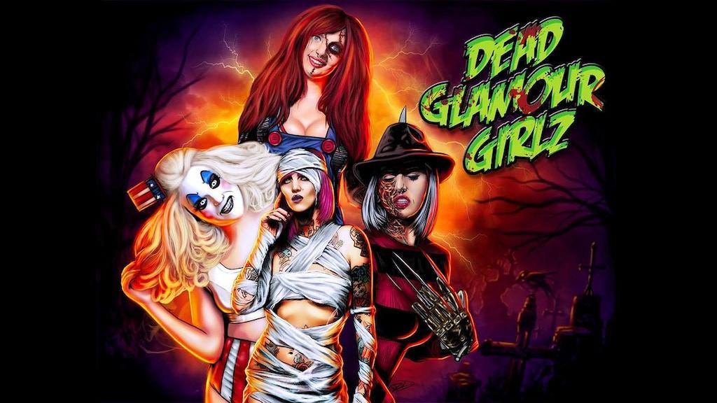 Dead Glamour Girlz 2017