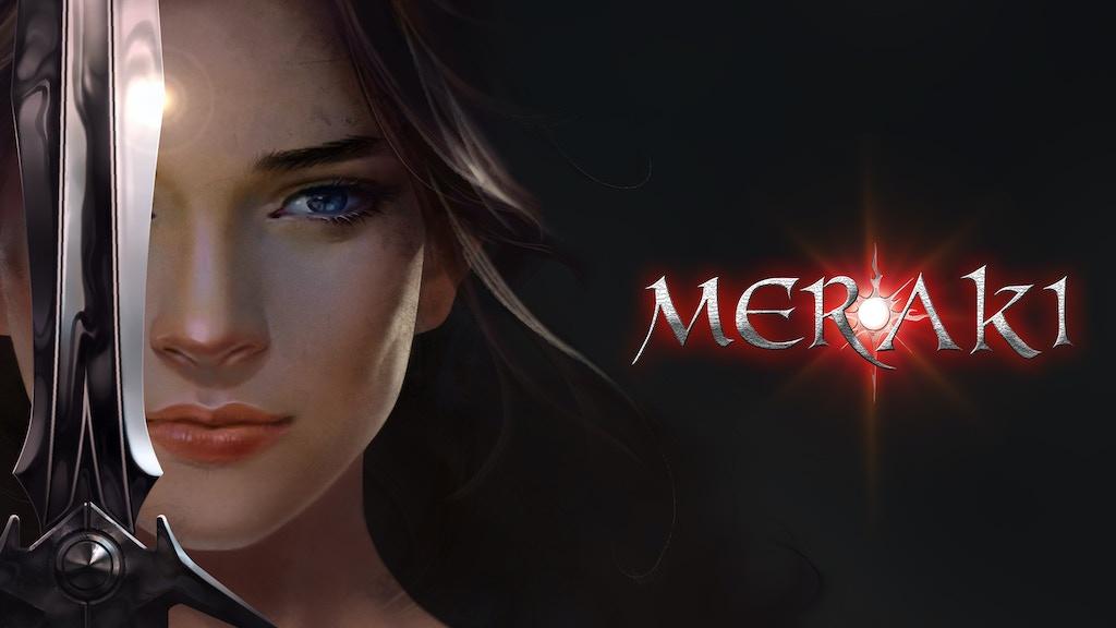 MERAKI: Descent to the Underworld project video thumbnail
