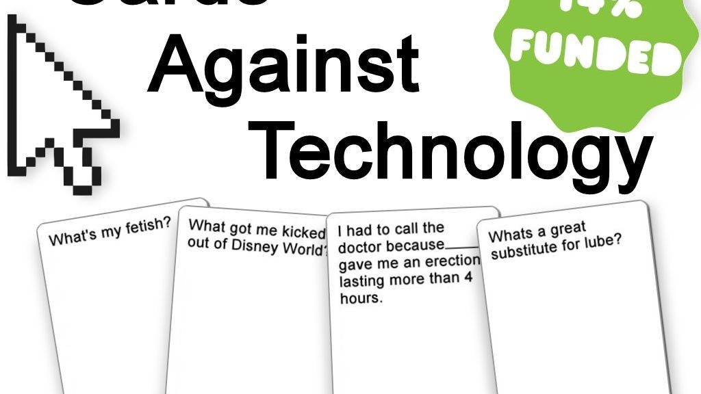 Project image for Cards Against Technology™ - A Reason To Use Private Browser.