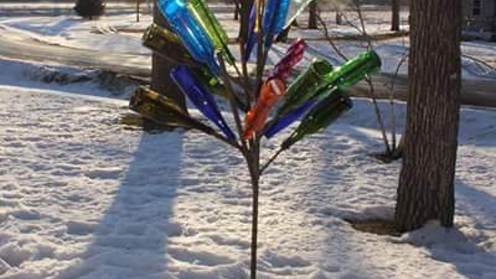 Project image for Bottle Trees Yard Decor