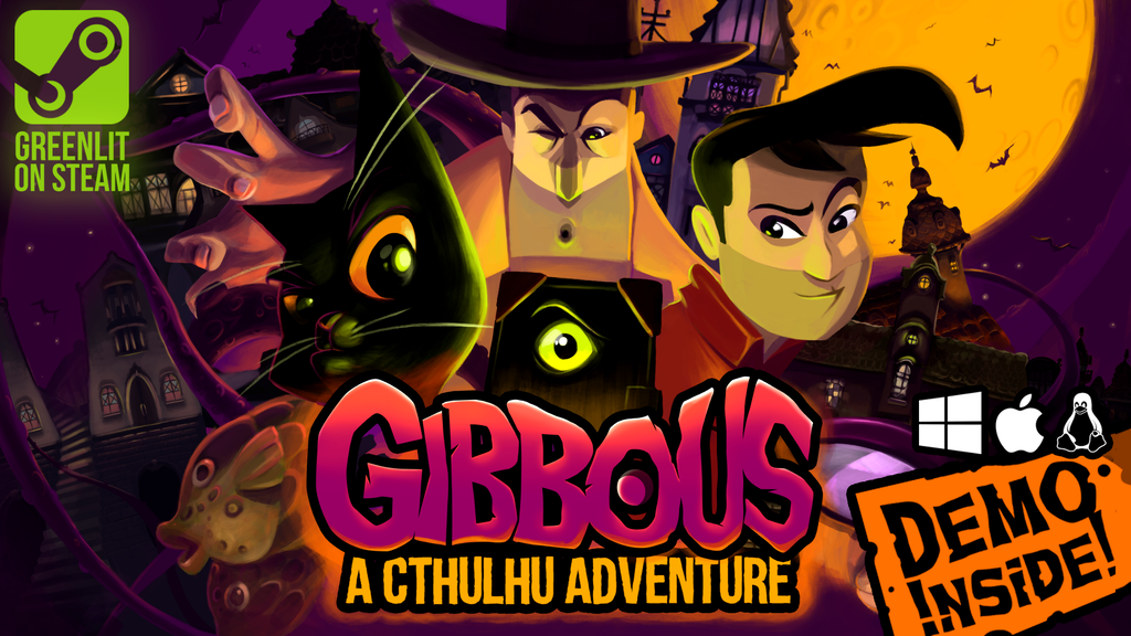 Gibbous - A Cthulhu Adventure project video thumbnail