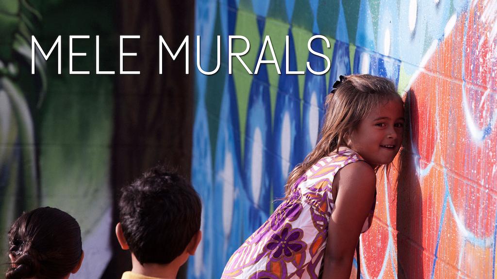 Mele Murals - A Documentary on Native Hawaiian Identity project video thumbnail