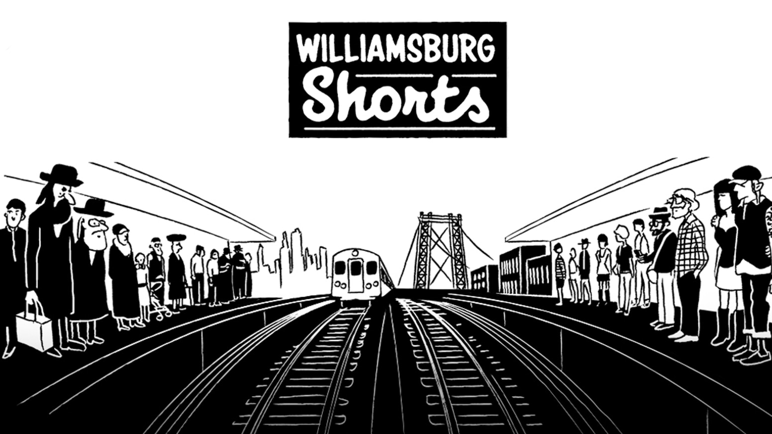 A graphic novel about Williamsburg, with personal and historical events about the neighborhood I've lived in for the past 23 years.