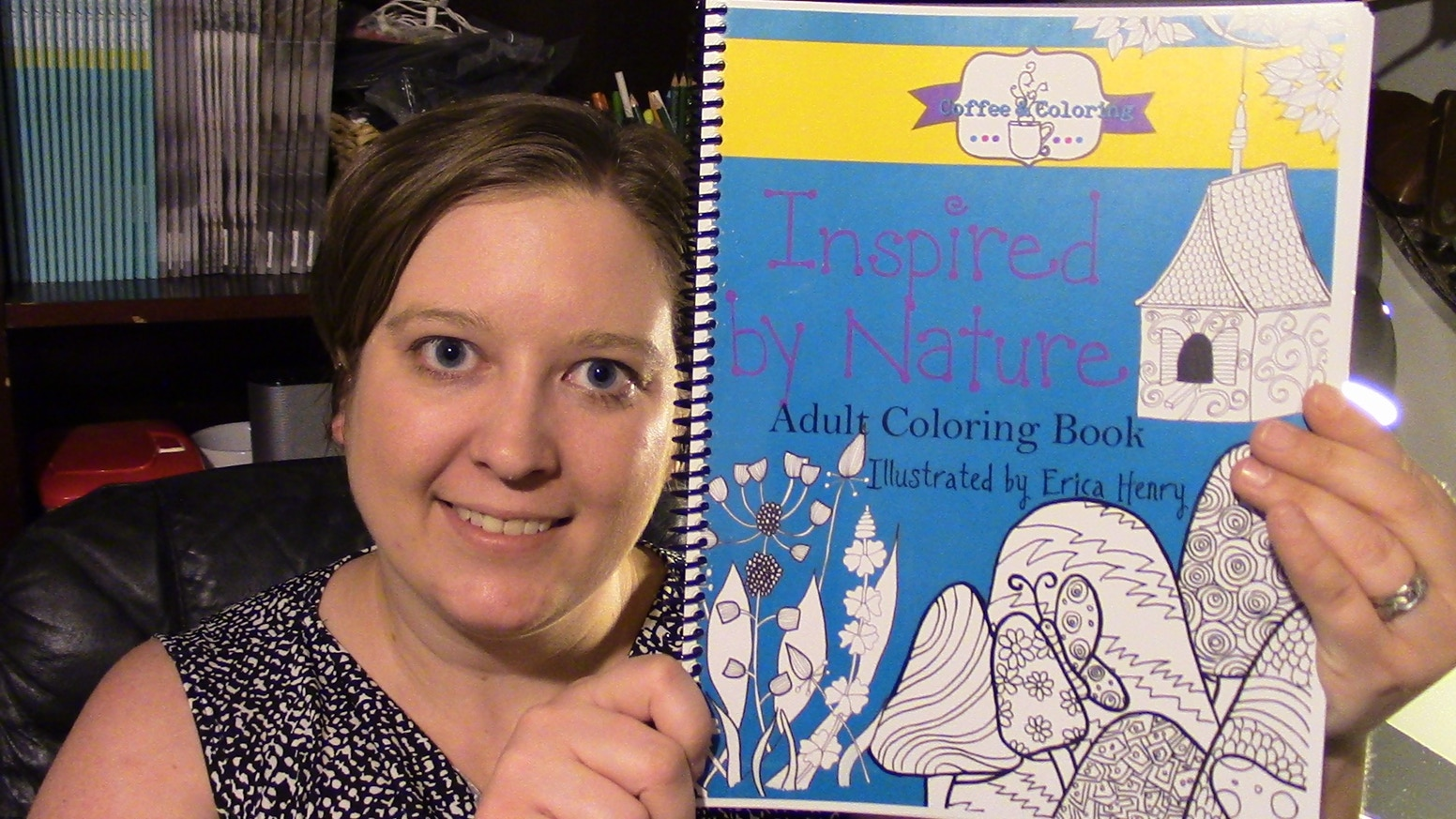 Coloring Isnt Just For Kids Anymore Especially In This Special Edition Adult Book