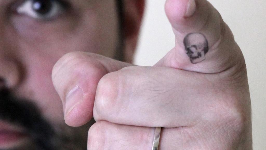 Memento Mori Tattoo project video thumbnail