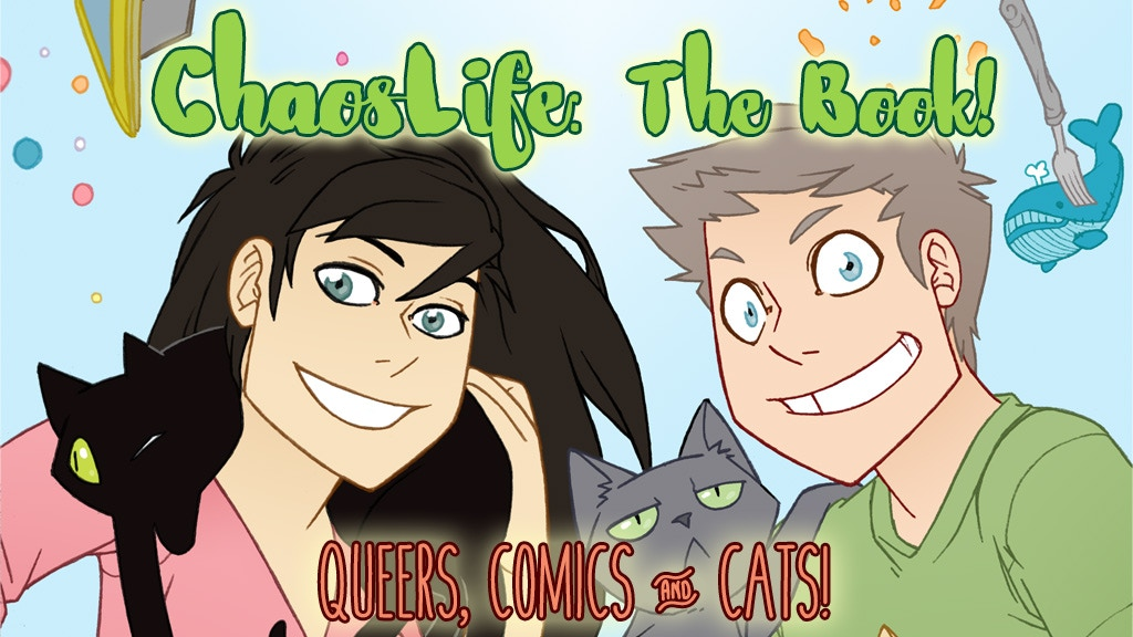 ChaosLife: The First Book! project video thumbnail