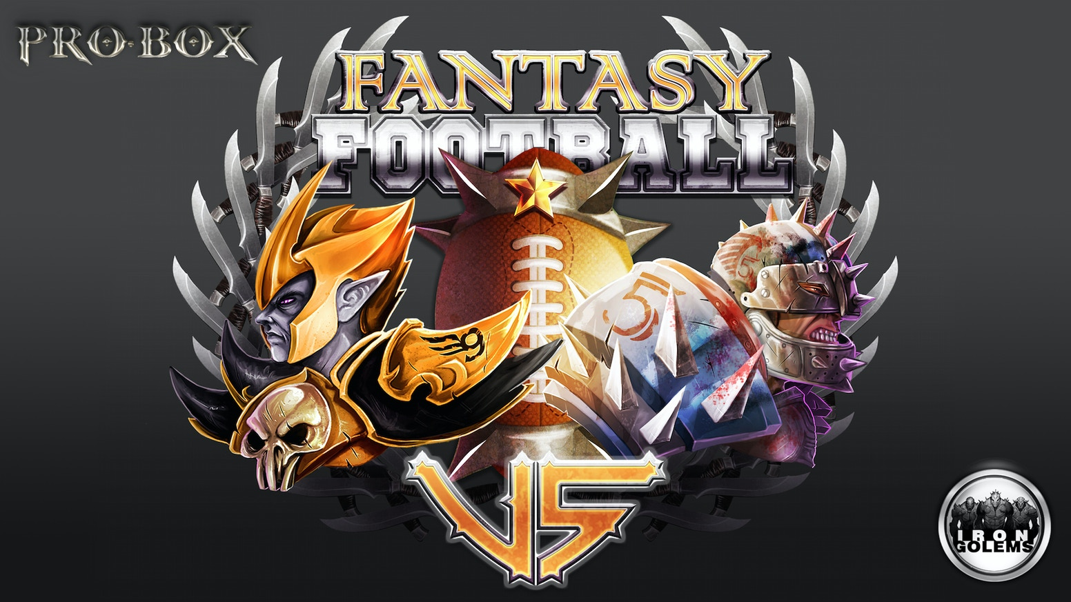 Two teams, a pitch, and all you need to play Fantasy Football games in a spectacular and functional case!For a limited time we open the possibility of a late pledge for those who could not arrive in time!