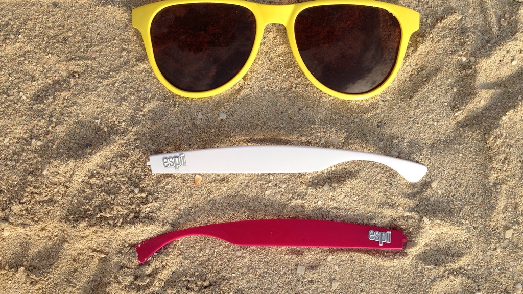 The Ultimate Customisable Sunglasses - Design your own pair! by ...