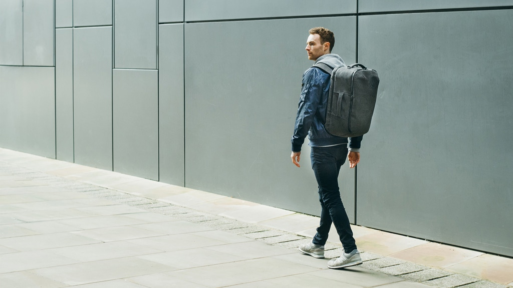 The Arcido Bag: Smarter Carry-on Travel project video thumbnail