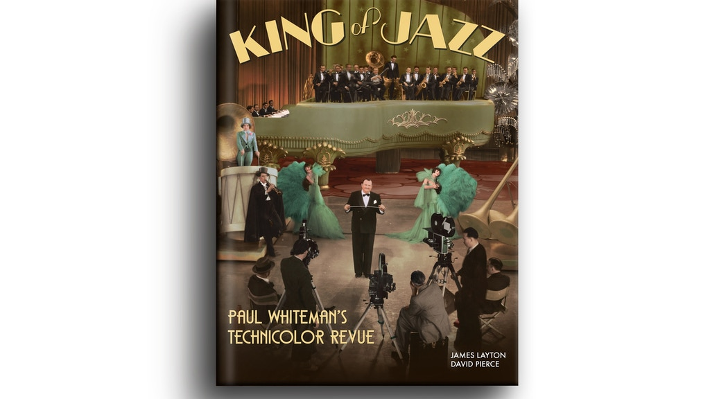 King of Jazz: Paul Whiteman's Technicolor Revue project video thumbnail
