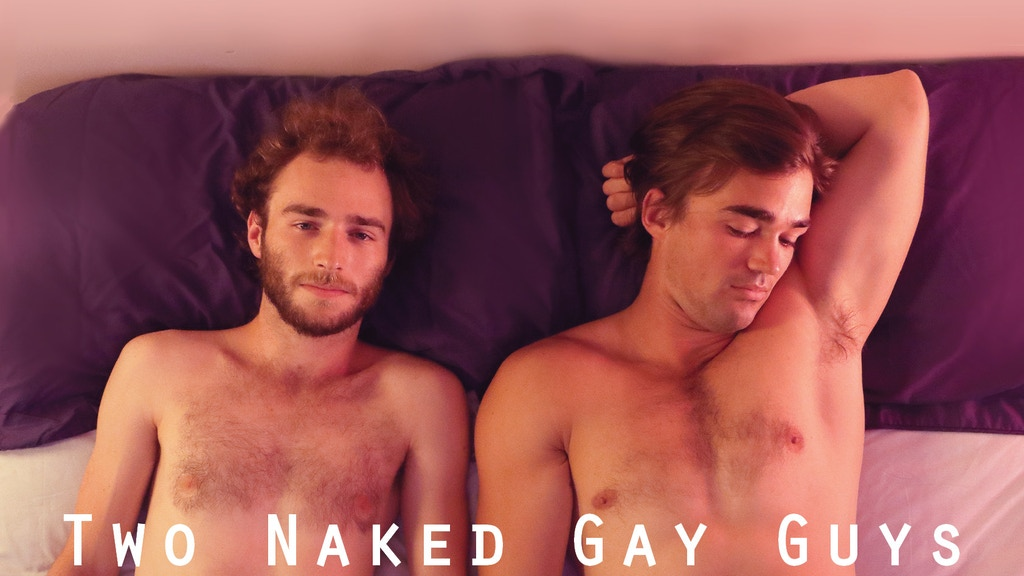 Two Naked Gay Guys Webseries project video thumbnail